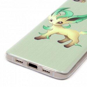 Чехол ТПУ Покемон для Xiaomi Mi 5, арт.009215