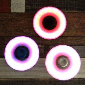 Спиннер антистресс подстветкой LED, арт 009964
