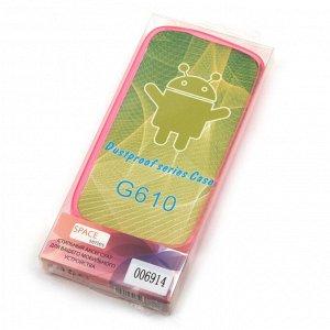 Чехол ТПУ для Huawei G610, арт.006914