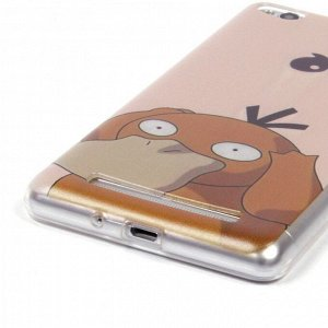 Чехол ТПУ Покемон для Xiaomi Redmi 3, арт.009225