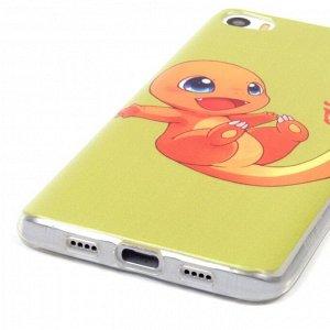 Чехол ТПУ Покемон для Xiaomi Mi 5, арт.009218