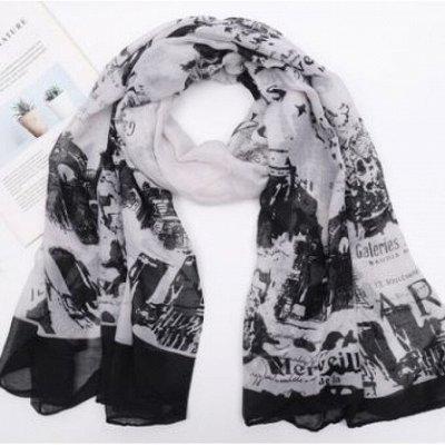 Платки, шарфы на любой случай 2 — Всесезонные шарфики — Платки и шарфы