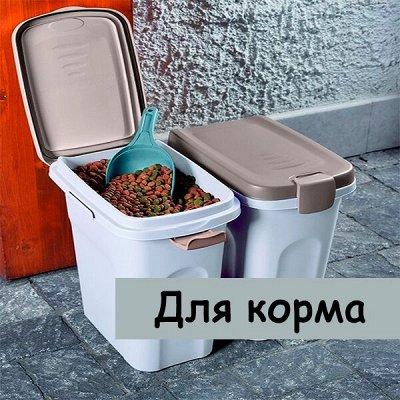 Наведем в шкафу порядок — Контейнеры для корма — Для животных