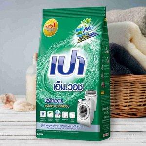 """LION """"PAO M"""" Стир.порошок д/всех типов стир.маш. 1000гр """"M Wash Regular""""/12шт/ Таиланд"""