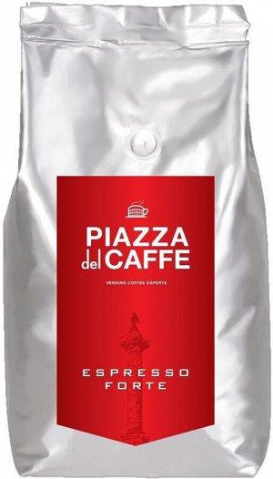 Кофе Piazza Del Caffe Espresso зерно натур. 1000г 1/6  для Horeka, шт