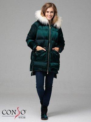 Женская пуховая куртка CONSO