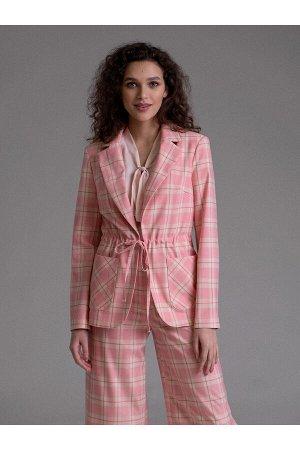 #100993 Жакет (Emka Fashion) розовый