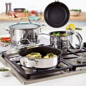 Дизайнерские вещи для дома+кухня-26, акция и новинки! — CIRCULON — Кастрюли