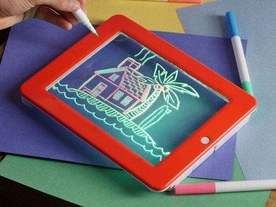 Хобби и творчество. Взрослым и детям. Низкие цены!ЭКСПРЕСС — *НОВИНКА* Световой планшет для рисования и учебы — Для творчества