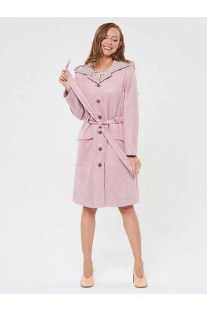 #101275 Пальто Розовый