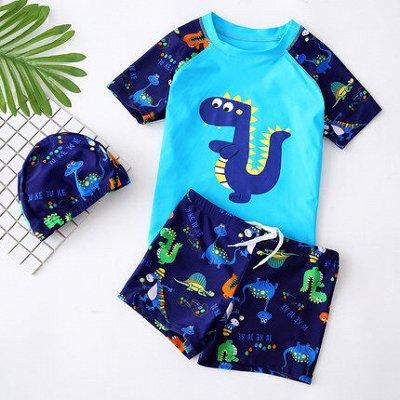 🔥Жаркие скидки на пляжный сезон-2020🔥 — Купальные костюмы, плавки для мальчиков — Плавки