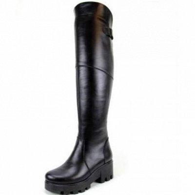 ~ED`ART - Стильная, комфортная обувь. Натуральная кожа. — Сапоги - Зима (шерсть) — Зимние