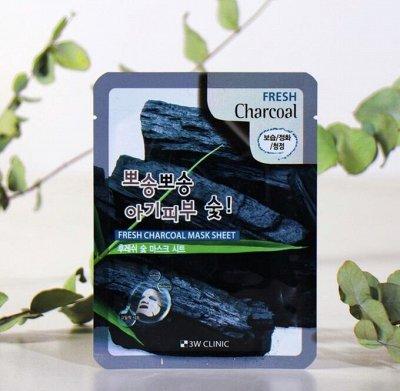 Korea - Shop: профессиональный уход для волос дома — Тканевые маски для проблемной кожи — Для лица