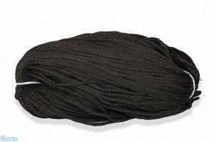 Шнур полипропиленовый без сердечника 4мм черный