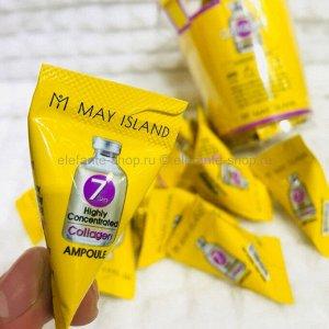 Ампула с коллагеном для упругости кожи 7 Days Highly Concentrated Collagen Ampoule