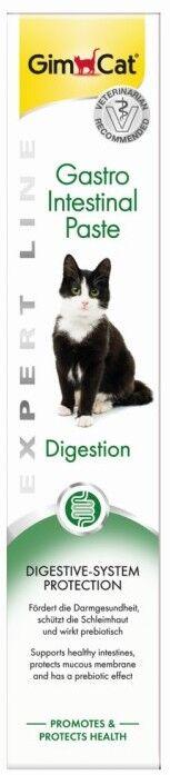 GIMCAT EXPERT LINE Паста для кошек Гастро Интестинал 50 г