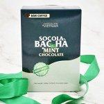 Какао с мятой Socola Bac ha, 12 стиков, 240 g