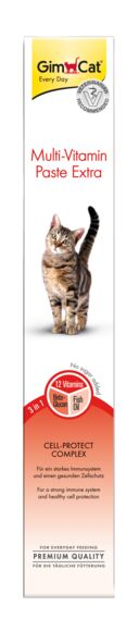 GIMCAT Паста для кошек Мультивитамин Экстра 50 г