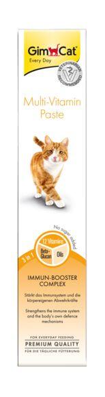 GIMCAT Паста для кошек Мультивитамин 50 г