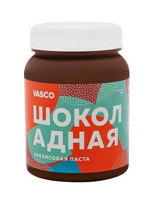 Шоколадная арахисовая паста Vasco, 320г, Vasco