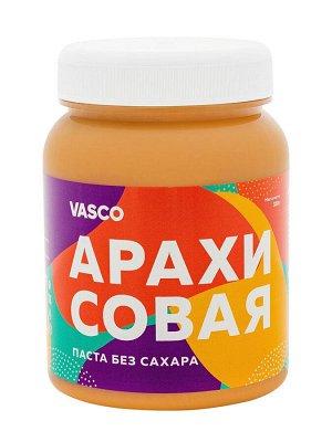 Сладкая арахисовая паста Vasco без сахара, 320 гр, Vasco