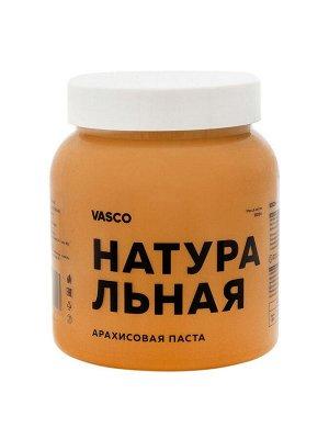 Натуральная арахисовая паста Vasco, 800 гр, Vasco