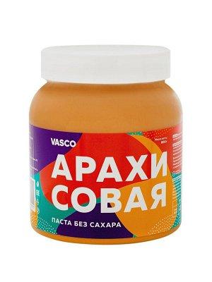 Сладкая арахисовая паста Vasco без сахара, 800 гр, Vasco