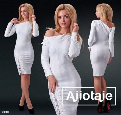 AJIOTAJE-производитель модной одежды с 42 по 64 рр. Новинки — Платья и стильные костюмы 3 — Одежда