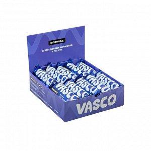 20 глазированных батончиков Vasco со вкусом шоколада_н