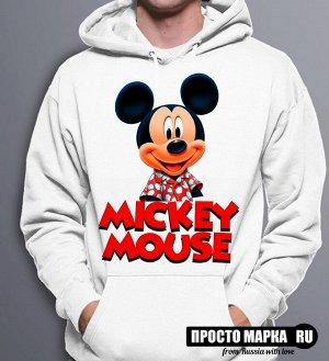 Толстовка с капюшоном Mickey Mouse/Smile