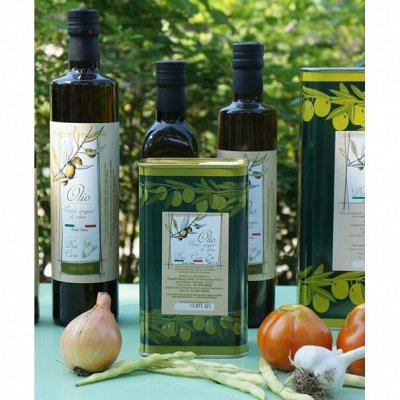 Alberto Poiatti-Италия на Вашем столе! Акция 3+1! Скидки 40% — МАСЛО ОЛИВКОВОЕ Frantoio Ruta Италия (Сицилия) — Растительные масла