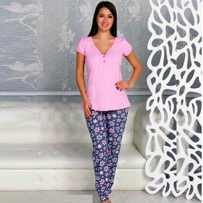 14 - Стильный трикотаж! Бомбические новинки лето 2020!  — Пижамы — Сорочки и пижамы