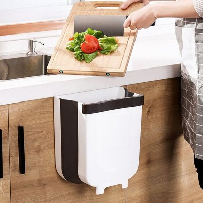 Удобная кухня💥 Сковородки AMERCOOK💥 Спецпредложение% — Умное Мусорное Ведро — Аксессуары для кухни