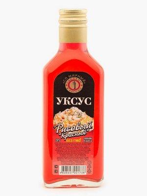 """Уксус """"Премиум"""" рисовый красный 3% 250 мл"""