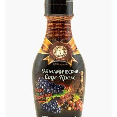 Бакалея Европы. Соусы, макароны! Новинка - тертая ягода! — Бальзамические соусы — Соусы и кетчупы