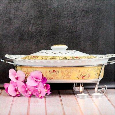 Посуда и декор, которые нравятся всем-40. Много красоты! — Фарфор. Сервировка стола — Салфетницы и подставки