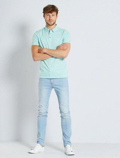 Одежда для Франции для всей семьи! — Мужчины. Джинсы. — Прямые джинсы