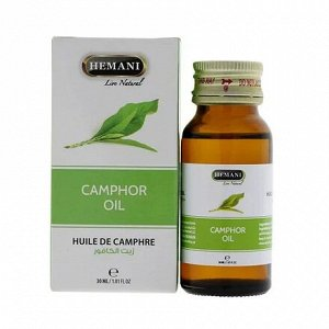 Hemani Camphor Oil 30ml/ Хемани Масло камфоры 30мл
