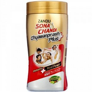 Zandu Chyawanprash 450g/ Занду Чаванпраш