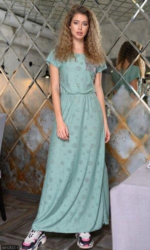 Платье 8512537-1 ментол Весна Украина