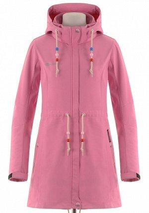 Удлиненная куртка-виндстоппер AMT-198462