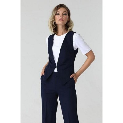 LLCAT — Современная одежда для женщин Выгодное предложение — Классические жилеты — Жилетки
