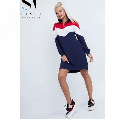 SТ-Style*⭐️Летняя коллекция! Обновлённая! — Спортивные платья и худи — Повседневные платья