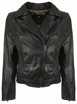 Куртка BAILA  Black косуха нат.кожа на 46 русский