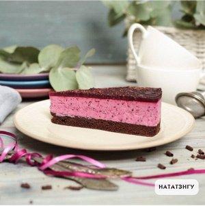 Торт муссовый «Черная смородина»