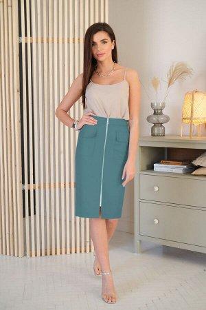 Юбка миди 100% полиэстер Рост: 164-170 см. Стильная юбка из эко-кожи,которая очень популярна в этом сезоне.Приобретя эту юбку,можно создать множество изысканных луков на разные случаи жизни.Стройнит ф