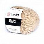 Пряжа для вязания YarnArt Jeans  ЯрнАрт Ярн Арт Джинс цвет №87