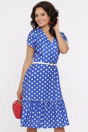 Платье Снова в моде, с ремешком