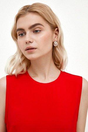 Блузка жен. Berit красный