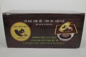 Кофе Белочка в фильтрах чёрный кофе (А+Р)